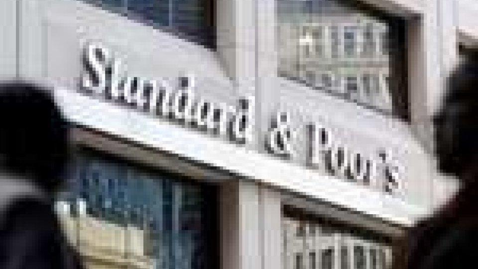 Gdf nella sede di Milano di Standard & Poor's
