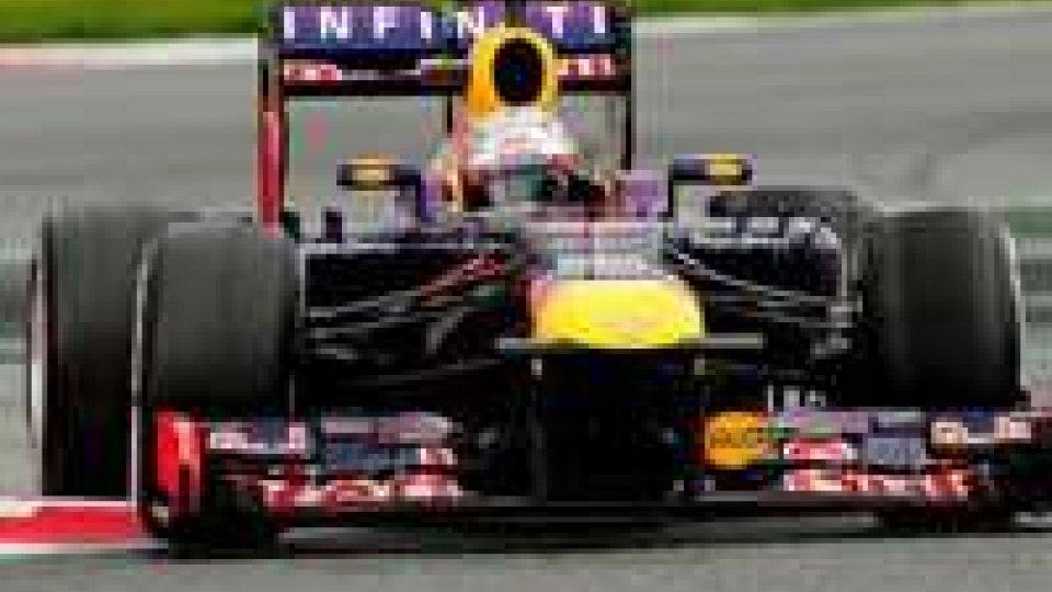 Singapore: Vettel in pole, 7° Alonso