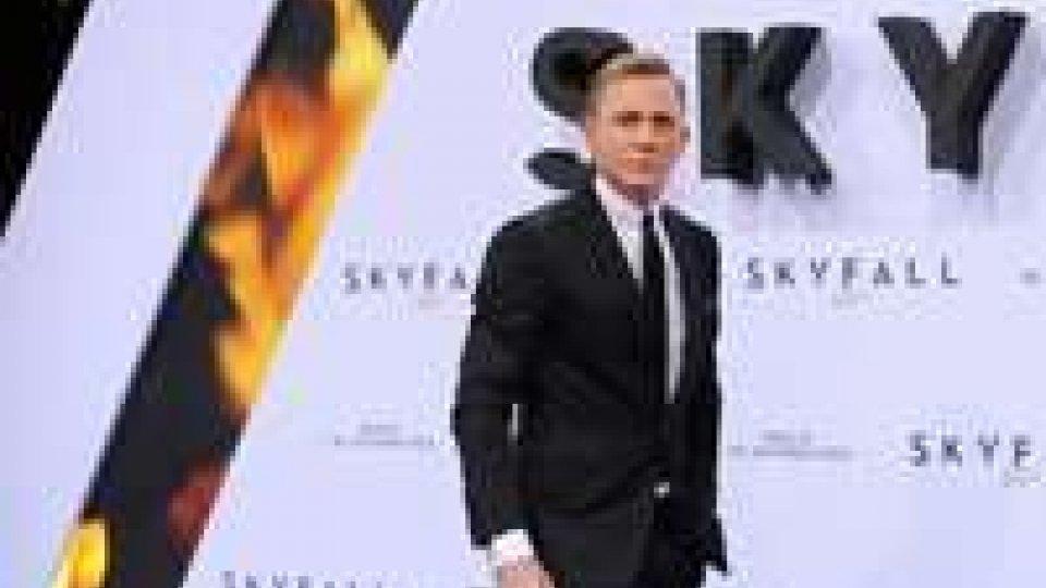 Cinema: Skyfall, 700mila euro il primo giorno