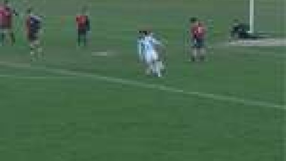Sangiustese-San Marino 0-3