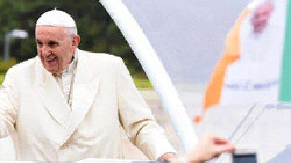 Papa Francesco @ansa
