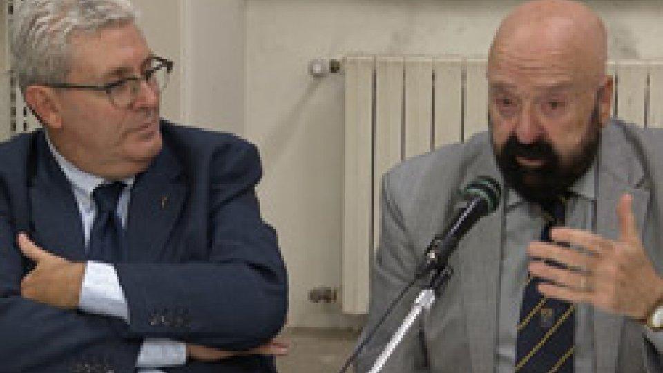 Massimo Boccucci e Ugo Russo