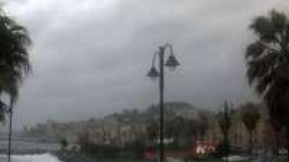 Tempesta di Natale: si attenua e si sposta al centro sud