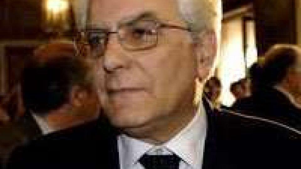Quirinale: Sergio Mattarella presidente della repubblica italiana