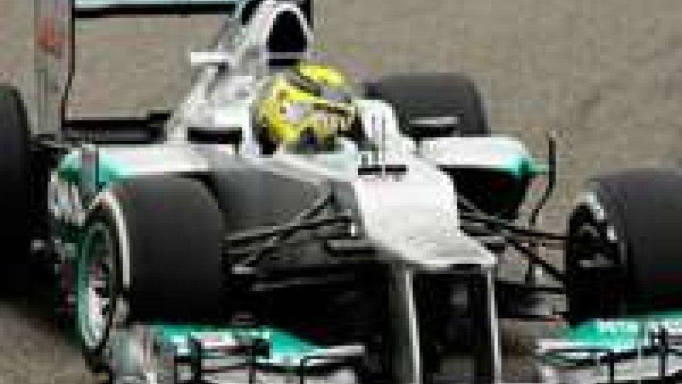 F1: Monaco, Rosberg in pole, davanti ad Hamilton