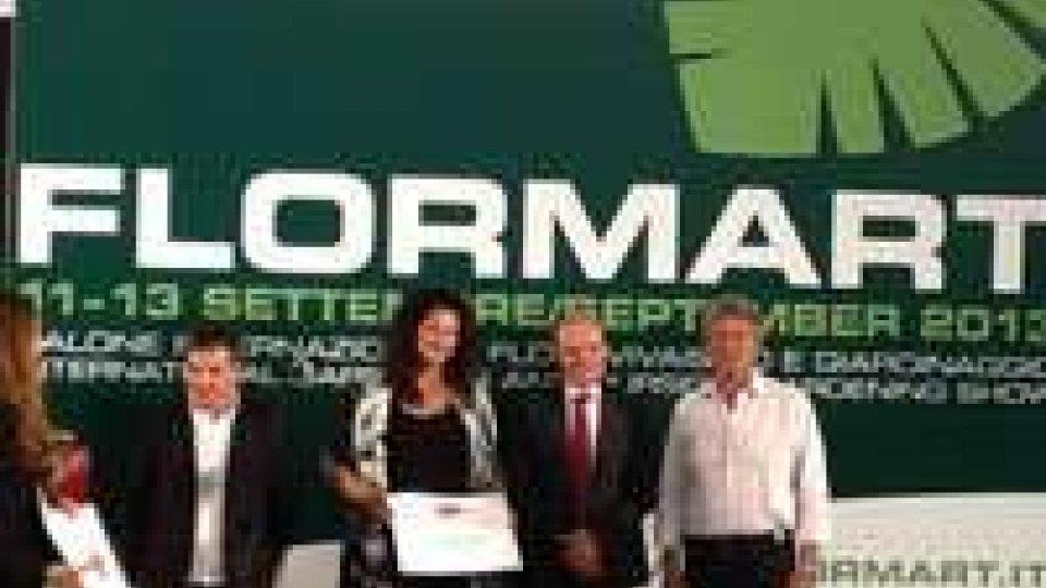 Flormart premia i prodotti di Mara Verbena