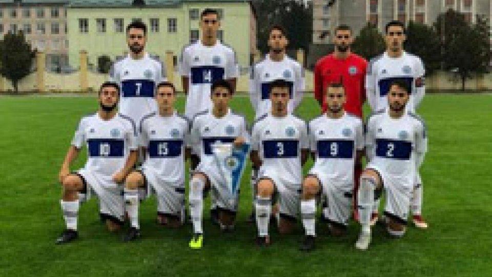 ©FSGCUnder 21: sconfitta di misura in Moldavia - HIGHLIGHT