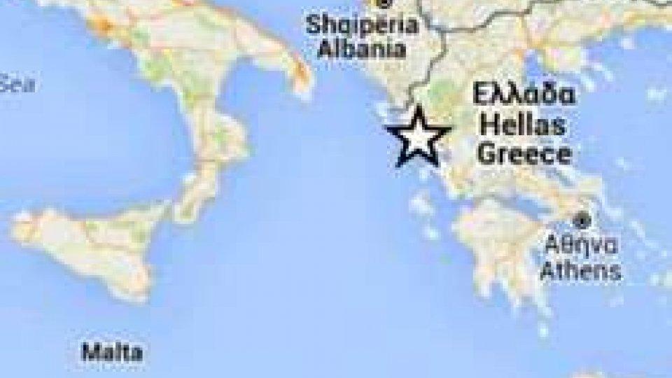Trema la Grecia, terremoto avvertito anche al Sud Italia