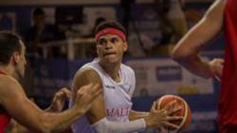 Eurobasket Piccoli StatiEurobasket Piccoli Stati, vince Malta: Norvegia ko 75-59