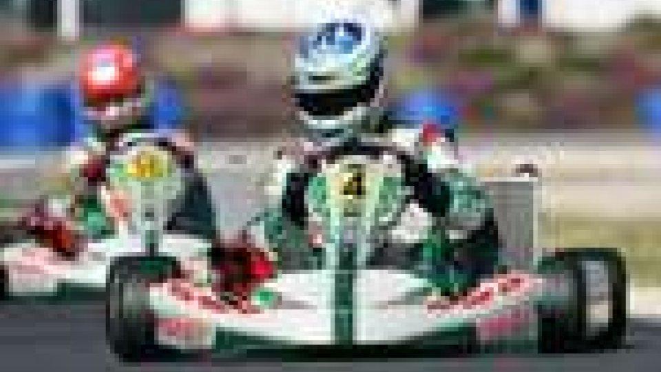 San Marino - Scuderia HF ai vertici del kartismo