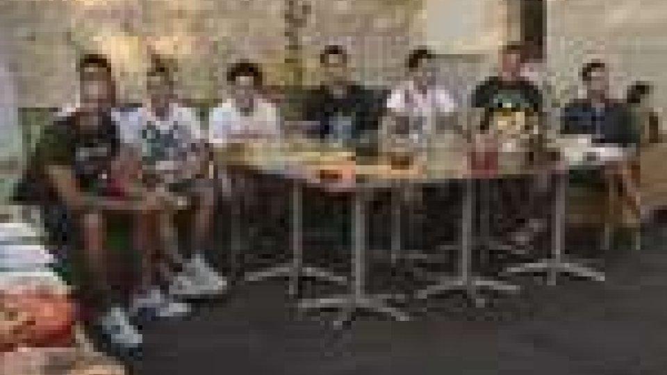 San Marino - Presentata ufficialmente la nuova stagione della Pallacanestro Titano