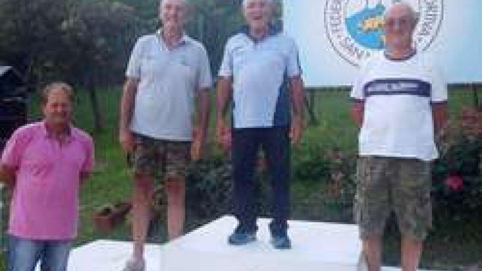 Sergio Scarponi è il nuovo Campione Sammarinese Master