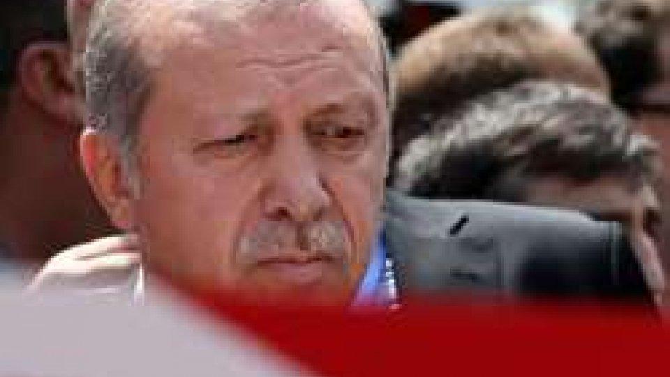Erdogan, ph Ansa