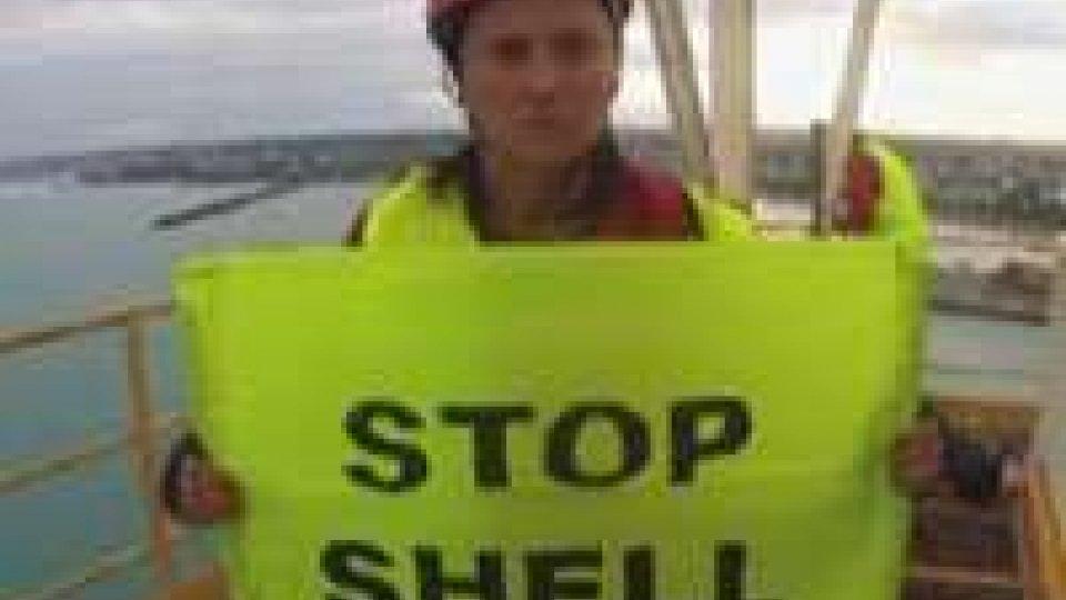 Nuova Zelanda, l'attrice di Xena con gli ambientalisti di Greenpeace