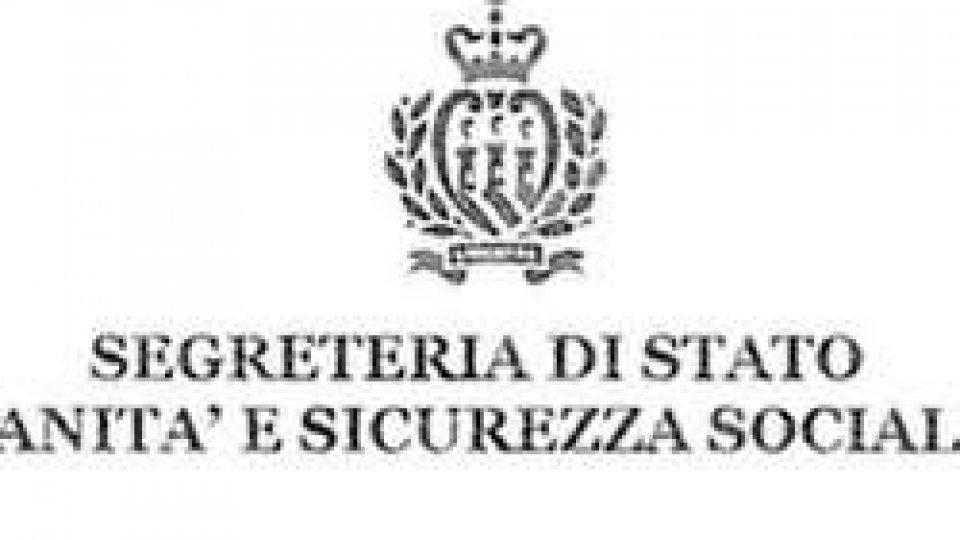 Logo Segreteria di Stato alla Sanità