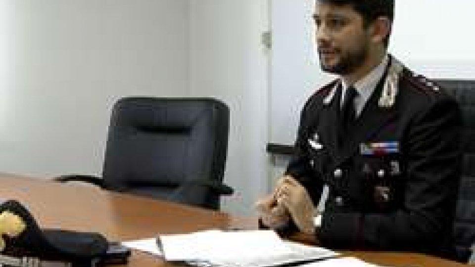 La conferenza stampa dei CarabinieriRiccione: il molestatore seriale del lungomare ha 17 anni