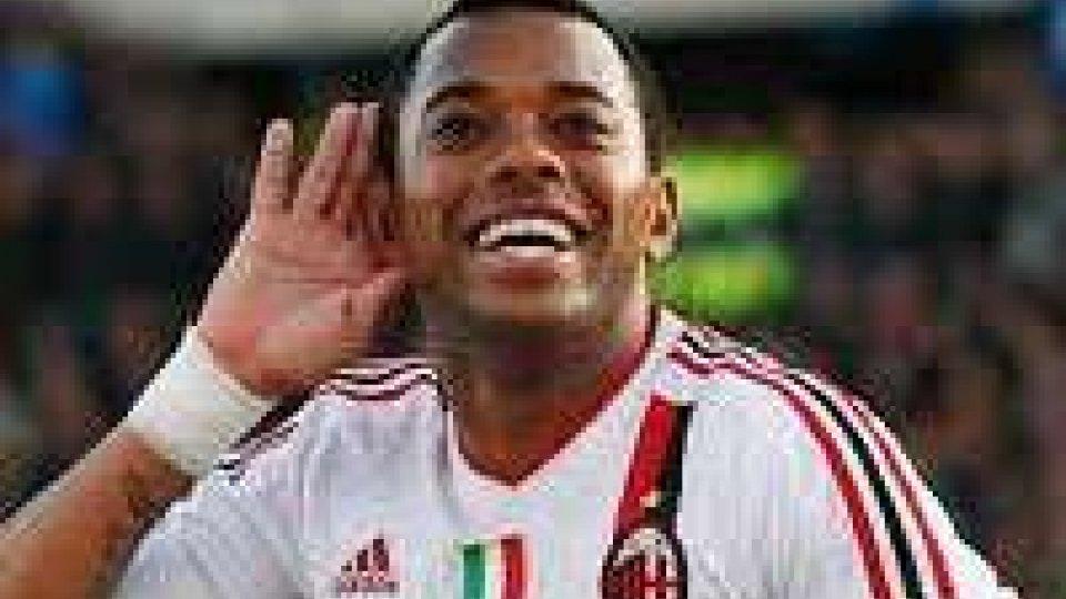 Salta trattativa con Santos, Robinho resta al Milan