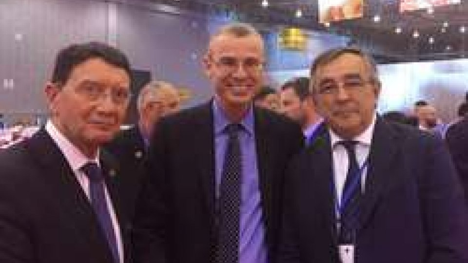 Chengdu: aperta la 22^ assemblea generale OMY, i primi incontri del Segretario Michelotti