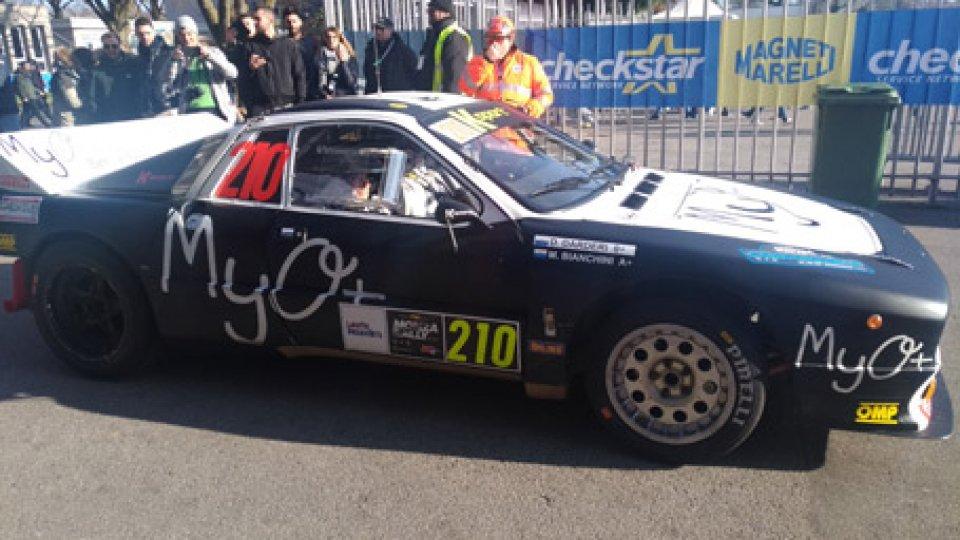 Scuderia San Marino: doppio podio per Daiana Darderi al Monza Rally Show