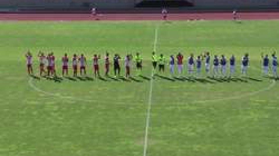 San Marino - Vis Pesaro 0-1San Marino - Vis Pesaro 0-1