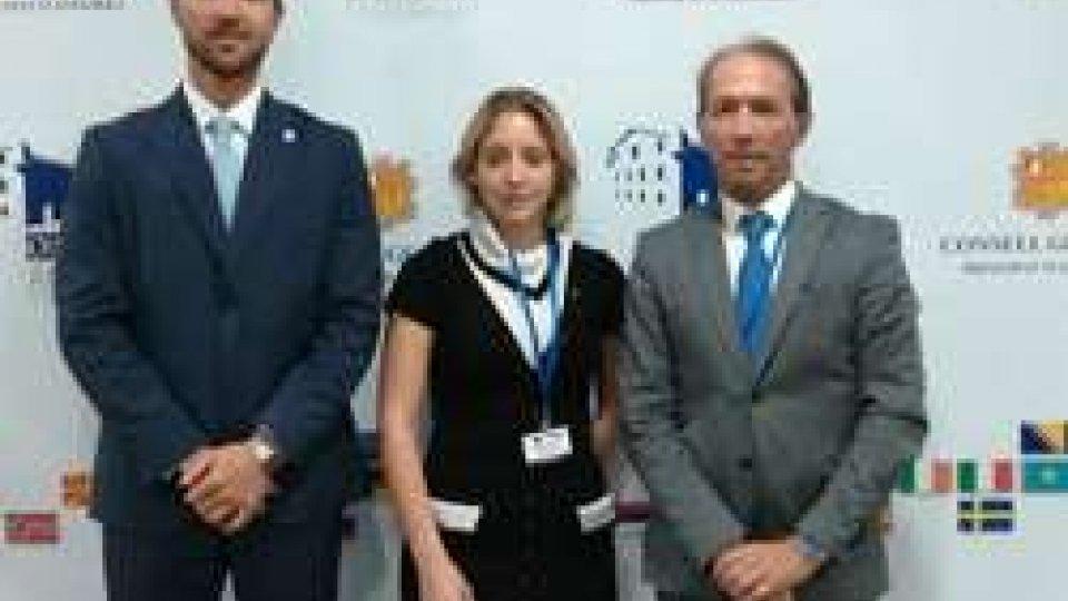 Osce: la delegazione sammarinese ad Andorra