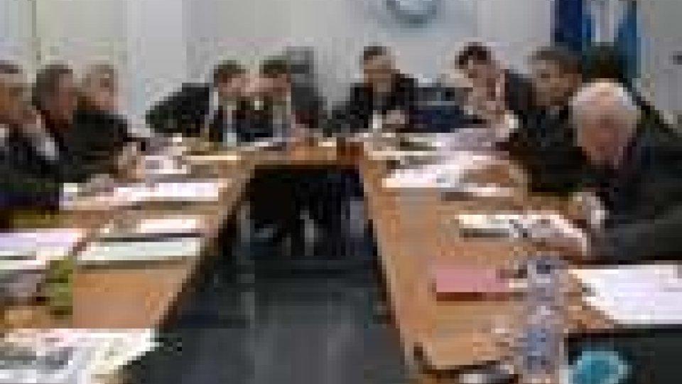 San Marino - La finanziaria al centro di maggioranza e opposizioneLa finanziaria al centro di maggioranza e opposizione
