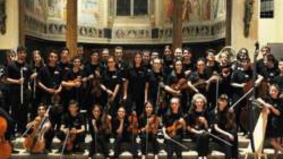 Urbino: Concerto di Capodanno con la Gioachino Orchestra diretta da Michele Mangani