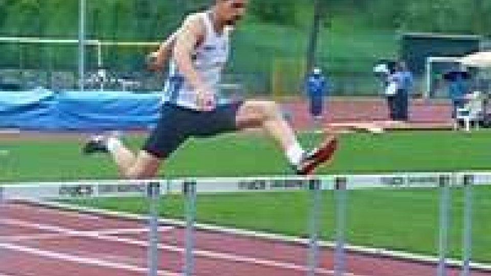 Campionati Mondiali Juniores, San Marino rappresentato da Andrea Ercolani Volta