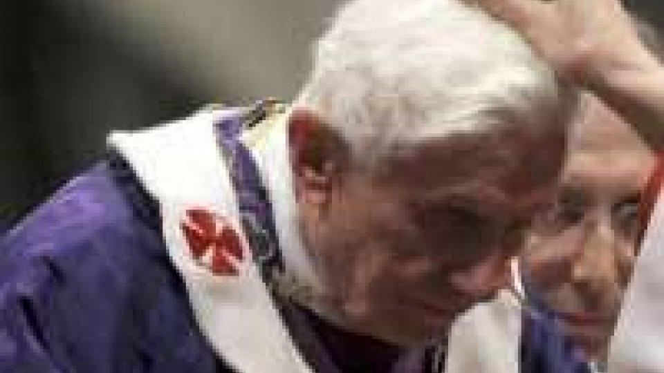 Papa: emanato il 'motu proprio' sul Conclave