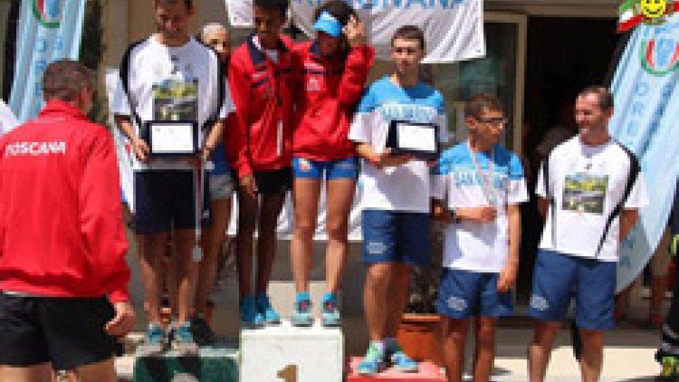 FSAL: La nazionale di corsa in montagna in evidenza al Lago di Vagli - Campocatino 2018
