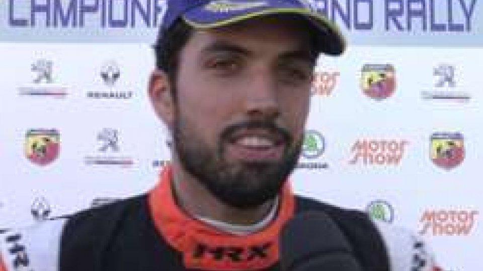 Simone CampedelliSimone Campedelli ha vinto il rally di Roma ed ha riaperto la corsa al titolo tricolore