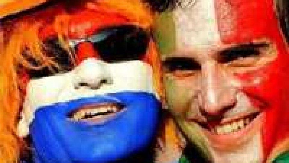 Mondiali: Italia e Olanda non saranno teste di serie.Mondiali, Italia: addio testa di serie