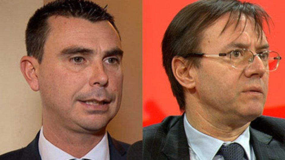 Mancini (PS) e Belluzzi (PSD)