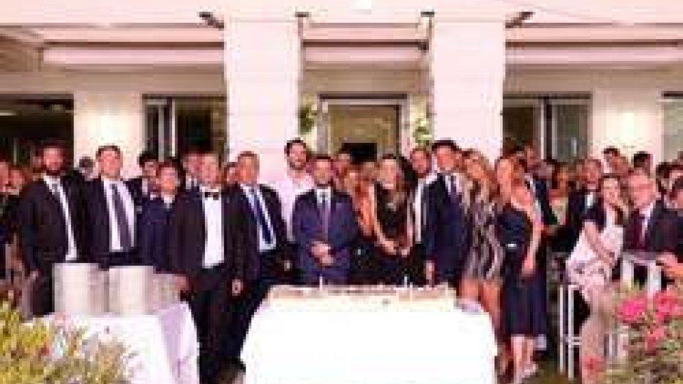 Gala Gruppo Giovani Confindustria Romagna e Gruppo Giovani Confindustria Forlì-Cesena