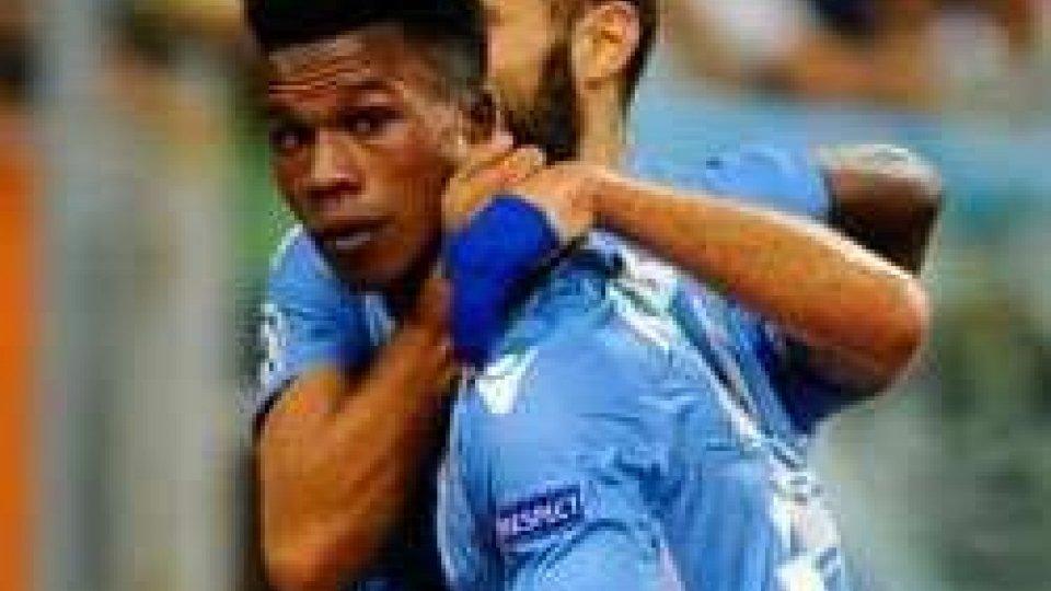 KeitaLazio-Bayer 1-0, Keita mette un piede in Champions. L'intervista a Pioli