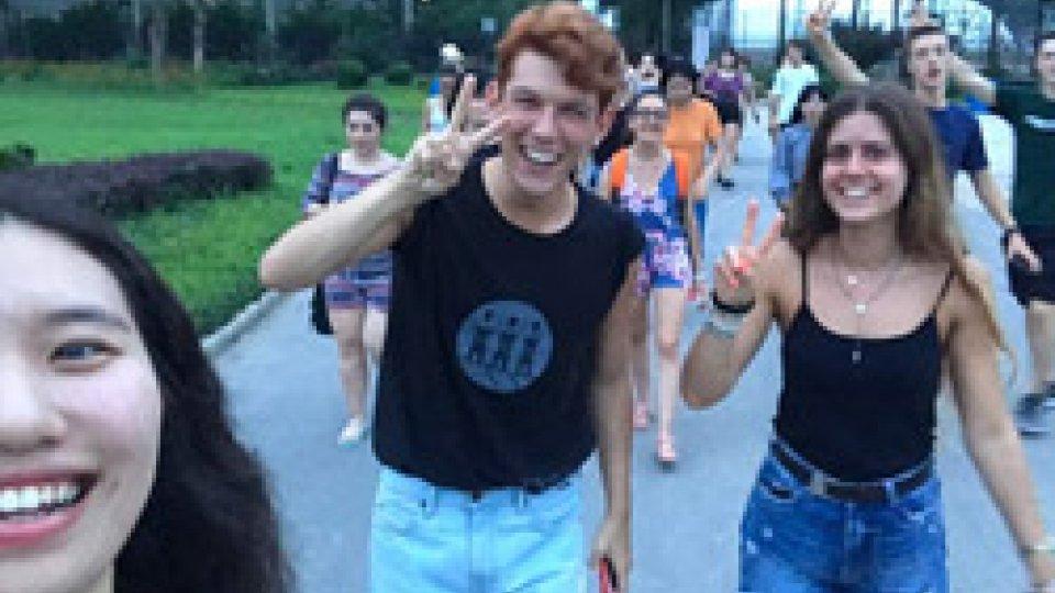 Istituto Confucio: arrivati a destinazione gli studenti che partecipano al Summer Camp