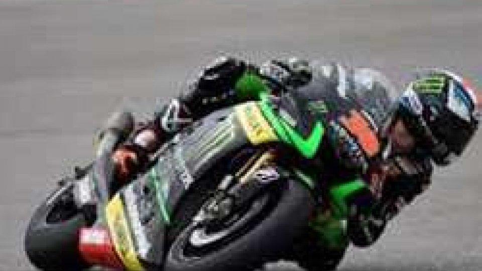 Bradley Smith su Yamaha