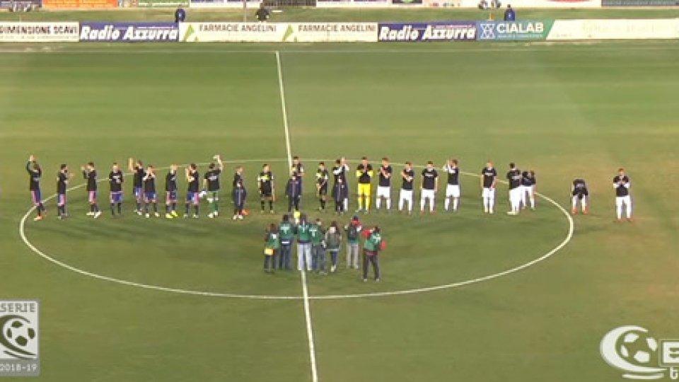 Sambenedettese - Fano 0-0Sambenedettese-Fano 0-0, tra noia e fischi