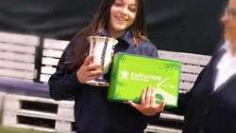 Tennis: Erika Di Muzio vince il torneo U14 della 41° Coppa delle Viole a Ravenna