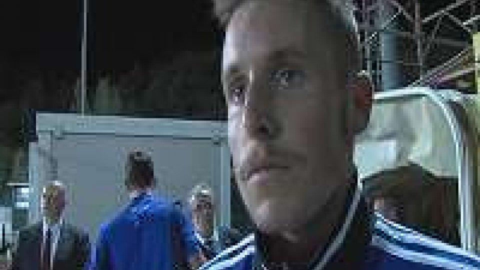 Pietro CalzolariSan Marino Polonia tra gol ed esordio