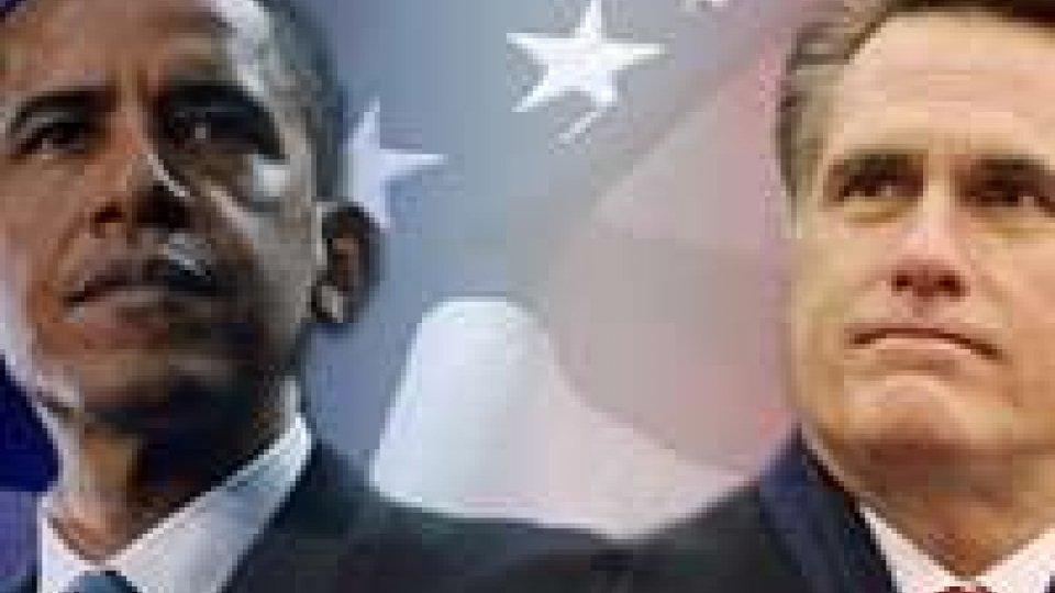 """USA: l'uragano Sandy """"irrompe"""" nella campagna elettorale"""