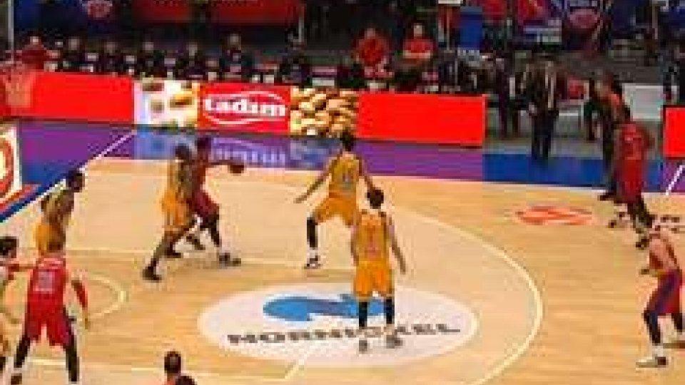 Eurolega, Gara 2: il CSKA raddoppia, il Real impatta
