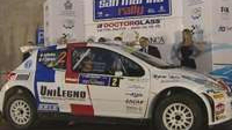 Rally: semaforo verde per la 41esima edizione del Rally di San MarinoRally: semaforo verde per la 41esima edizione del Rally di San Marino