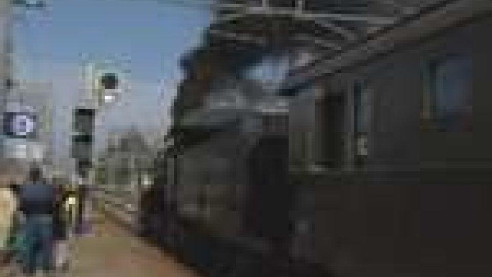 """In giro con il """"treno a vapore"""""""