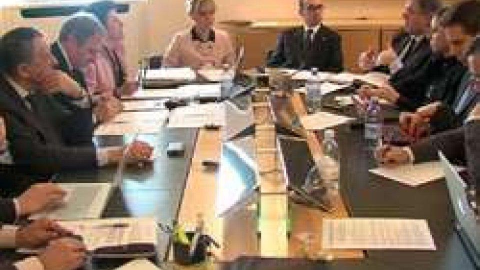 Ufficio di PresidenzaConsiglio: da lunedì a venerdì prossimo con nomina del presidente di Bcsm