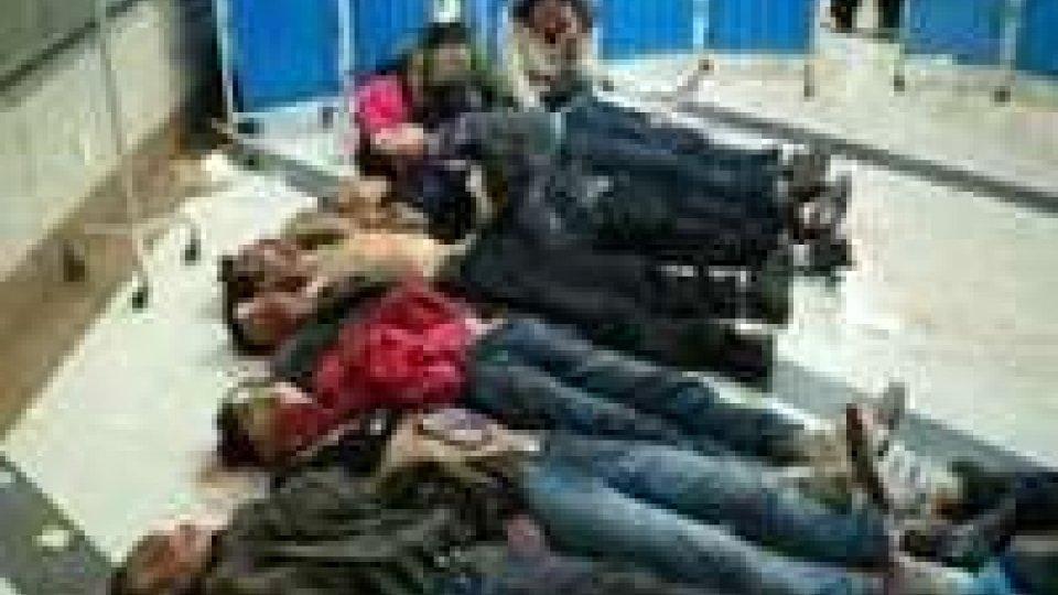 Cina: strage nella stazione, 29 persone uccise a coltellate