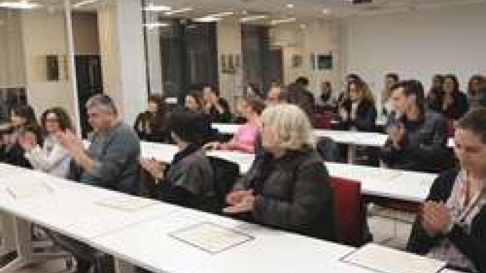 Lavoro: consegnati 40 attestati corso di aggiornamento delle figure amministrative