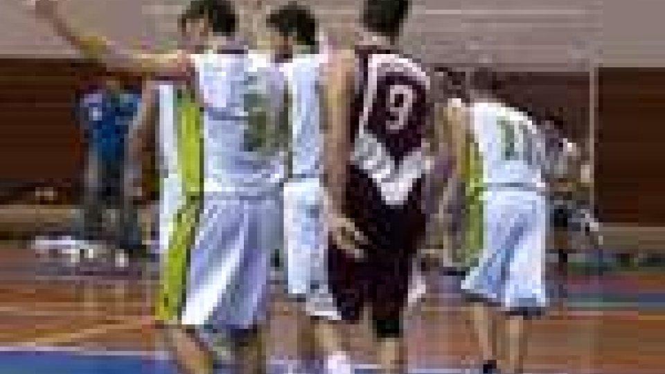 Basket: la Dado Titano affronta il Granarolo
