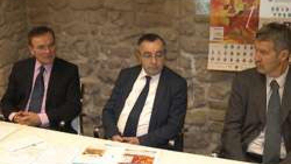 La conferenzaSulle vie dell'Ambra: verso il riconoscimento come itinerario Culturale Europeo