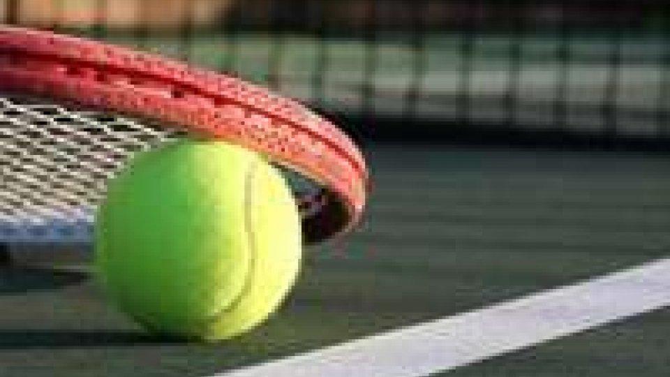 San Marino Open. Roufin primo al secondo turno